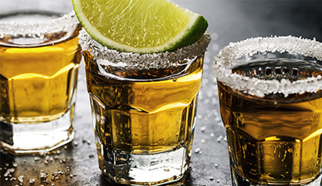 Anejo tequila cocktails