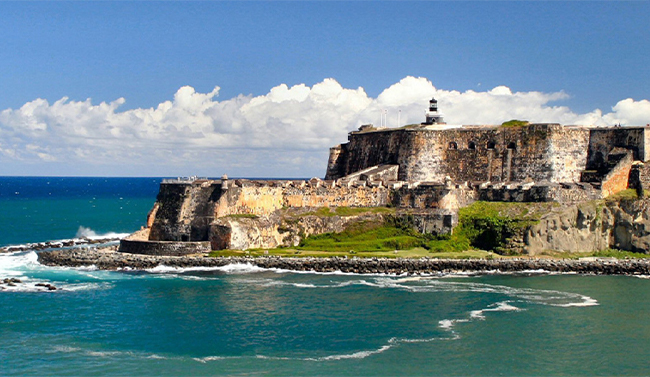 Puerto Rico in the summer
